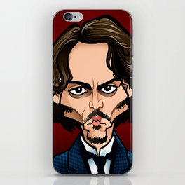 Abberline iPhone Skin