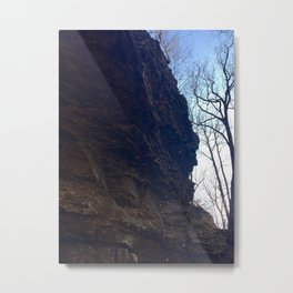 Natural display Metal Print