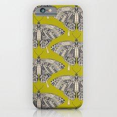 swallowtail butterfly citron basalt Slim Case iPhone 6s