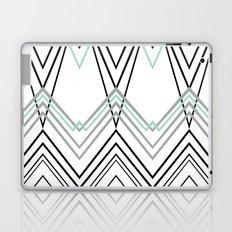 Mint Chevy  Laptop & iPad Skin