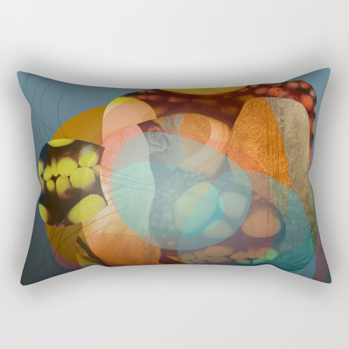 the abstract dream 21 Rectangular Pillow