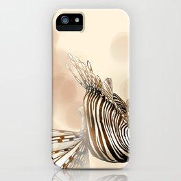 Poisson : Rascasse iPhone Case