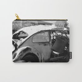 Ruined Volkswagon Carry-All Pouch