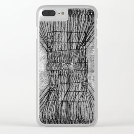 Equo Clear iPhone Case