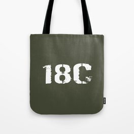 18C Special Forces Engineer Tote Bag