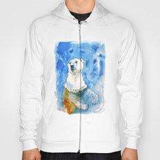 Polar Bear Inside Water Hoody