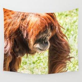 Orangutang Wall Tapestry