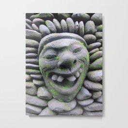 Funny Face in Bali (2010b) Metal Print