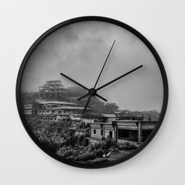 Ghost of the Royal Hotel  Wall Clock