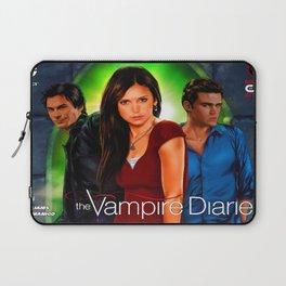 The Vampire Diaries Laptop Sleeve