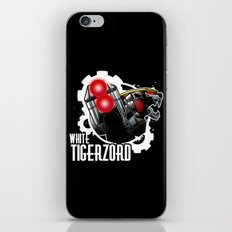 We need Tigerzord Power! iPhone & iPod Skin
