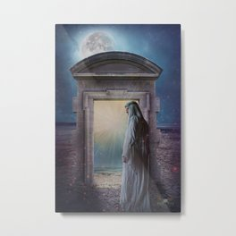 Only Time Metal Print