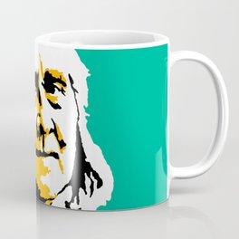 Franz Liszt (1811-1886) in 1886 (digital 2) Coffee Mug
