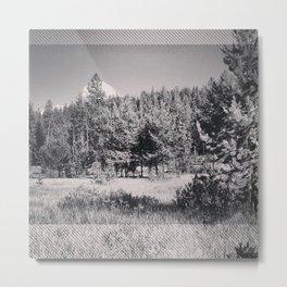 Waha, Idaho Metal Print