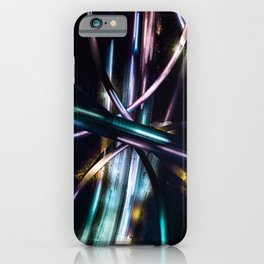 Highway interchange iPhone Case