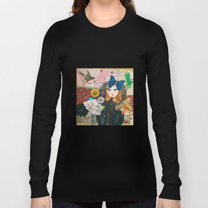 Paper Dollies - Jane Long Sleeve T-shirt