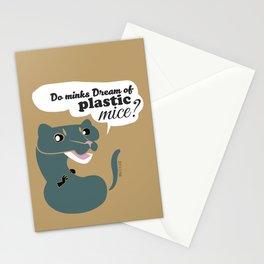 Do mink dreams... (c) 2017 Stationery Cards