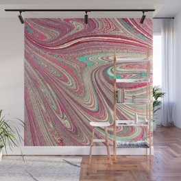 Marble Paper Wall Mural