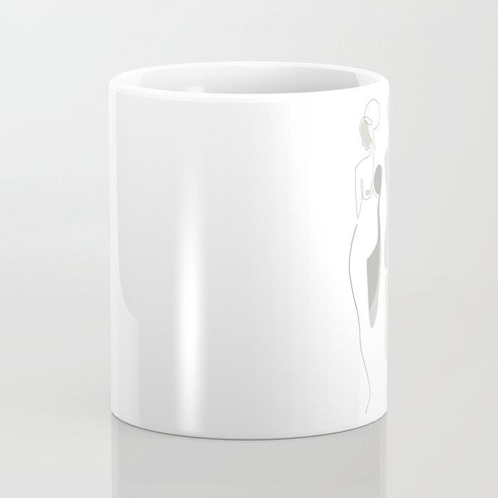 Eggshell Exhibit Coffee Mug