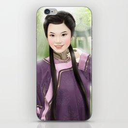 ChinaGril iPhone Skin