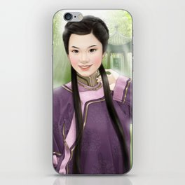 ChinaGril iPhone Skin