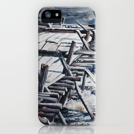 Kukkolaforsen iPhone Case