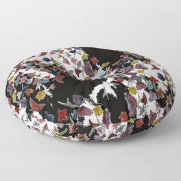 dark and whimsical Floor Pillow