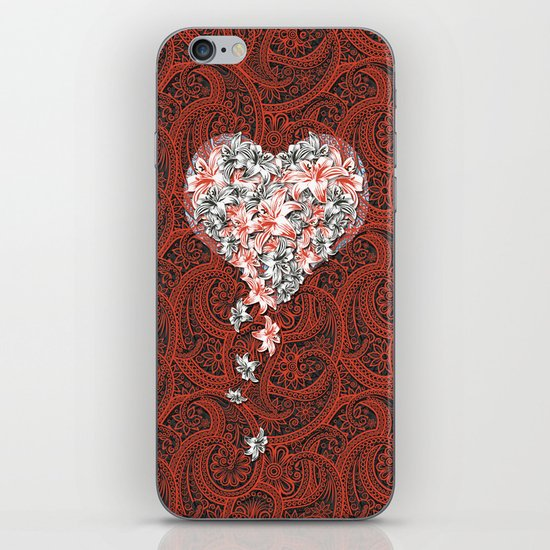 Pattern lovers iPhone & iPod Skin
