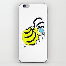 old bee iPhone & iPod Skin