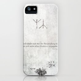 The Distress iPhone Case