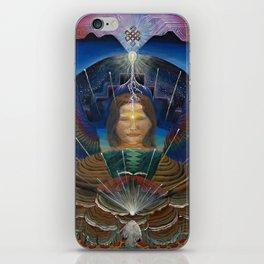 Techno-Ma iPhone Skin