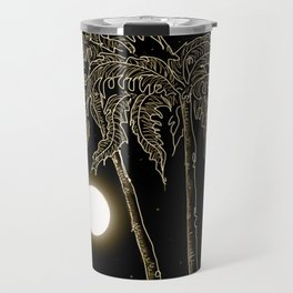 Full moon night Travel Mug