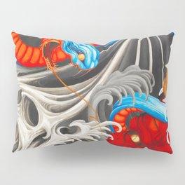 Demon Water Rivals Pillow Sham