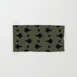 F-35 Lightning II Pattern Hand & Bath Towel