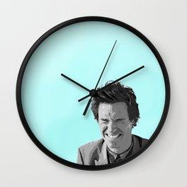 Eddie Redmayne 8 Wall Clock
