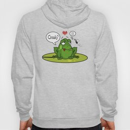 Croak  me, baby! Hoody
