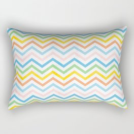 Retro 60 - Second Wave Rectangular Pillow