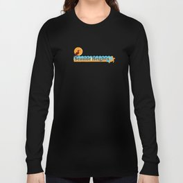 Seaside Heights - New Jersey. Long Sleeve T-shirt