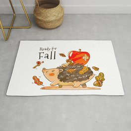 Ready For Fall! Rug