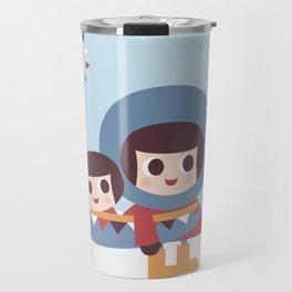 Ekymo and Baby Travel Mug
