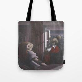 DracuTeddy Tote Bag