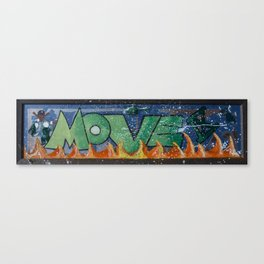 Philly Moves Canvas Print