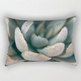 Autumn Succulent #2 Rectangular Pillow