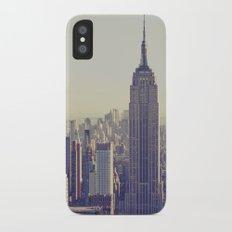 NYC iPhone X Slim Case