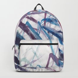We March With Our Chances And Changes Backpack