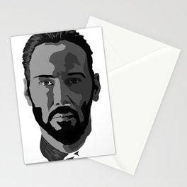 John Wick (Keanu Reeves) Stationery Cards