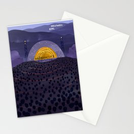 Hollywood Bowl Stationery Cards