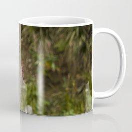 Ram Eating Fireweed Coffee Mug