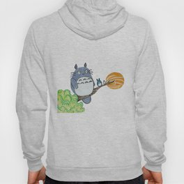 Midnight Totoro Hoody
