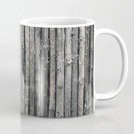 dark vertical wood Coffee Mug